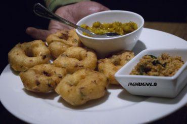 Andhra Ahara - Cabbage Vada
