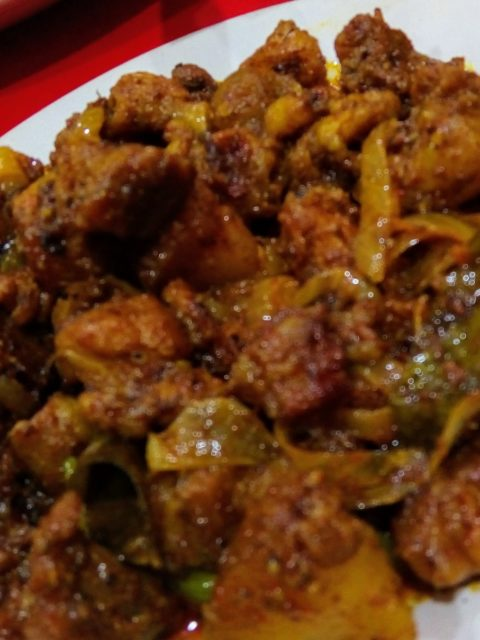 Mullapanthal - Pork Fry
