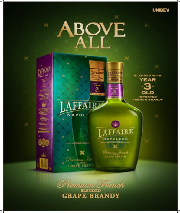 Unibev - Napoleon Laffaire Brandy