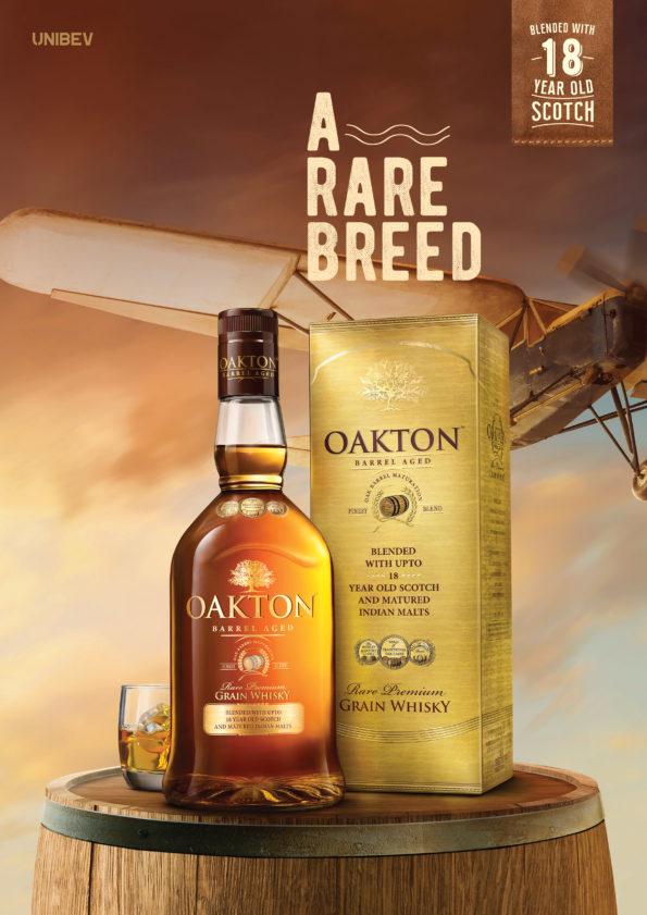 Unibev - Oakton Premium Whiskey