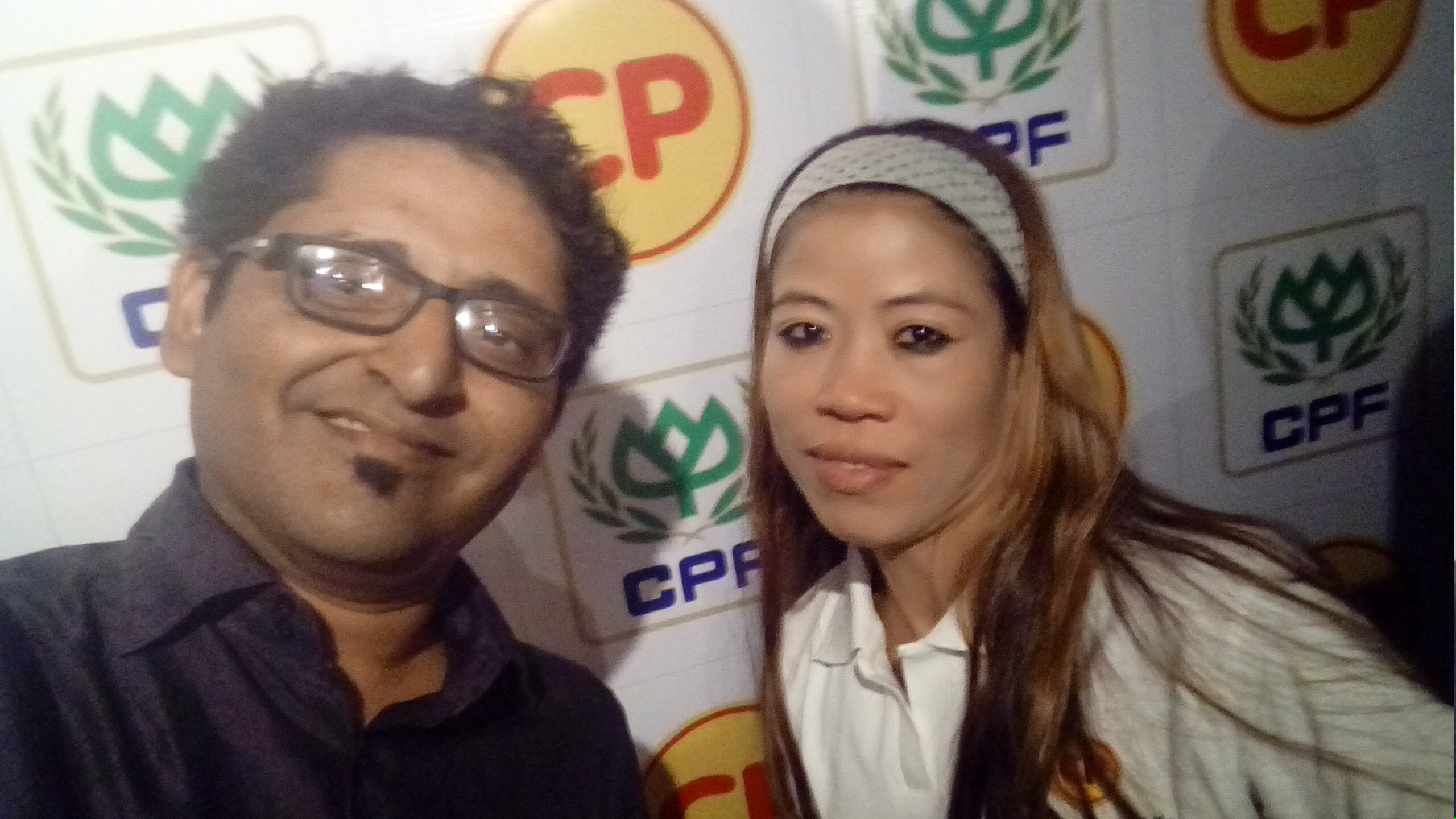 An Evening with Mary Kom – Charoen Pokphand Foods