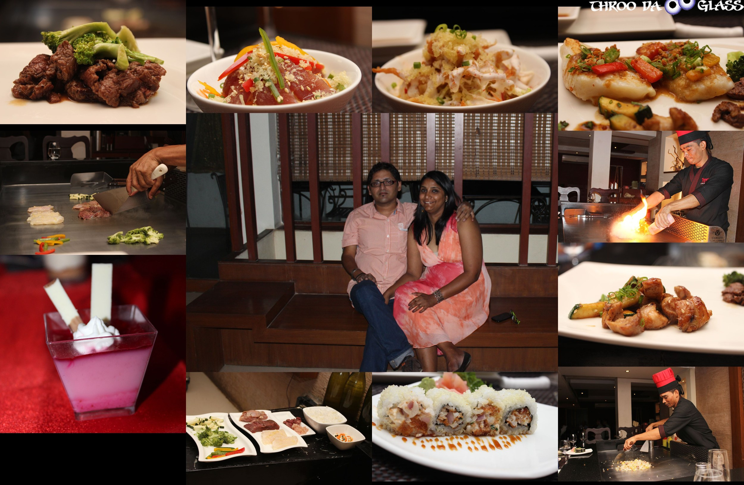 Teppan – A Dining Experience