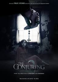 Shiver Me Timbers – Review of #Conjuring2