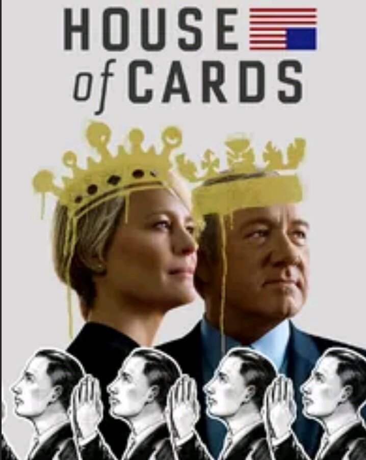 Political intrigue is back – House of Cards on Zcafe – Phenomenal World