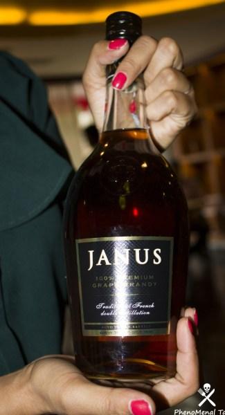 Raisin(g) the Senses – #Janus Brandy by #Sula Vineyard
