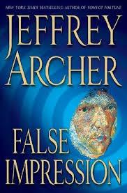 Impression de Fallacy – Review of False Impression – Jefferey Archer