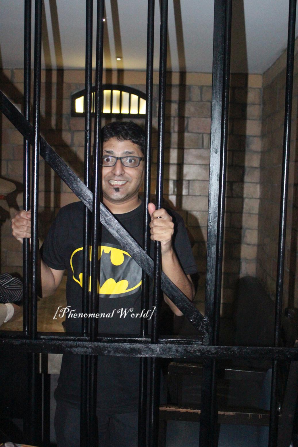 Prisoner of Hunger – Kaidi Kitchen, Chennai – Phenomenal World