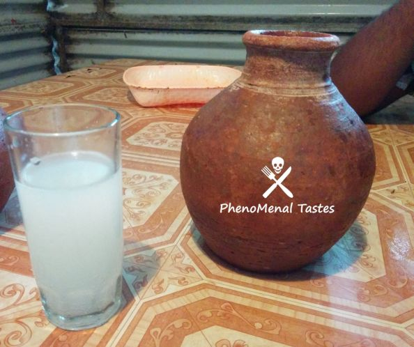 Going to the Shaap – Having Toddy in God's Own Country