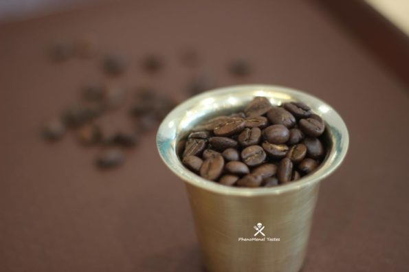 Wake up and smell the coffee – Kalmane Koffee