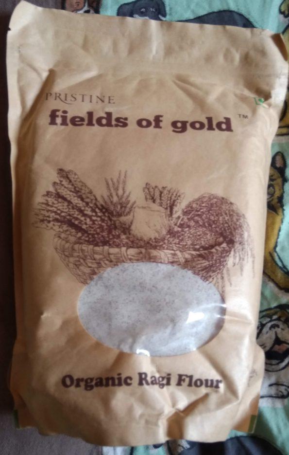 Pristine Organics - Ragi Flour