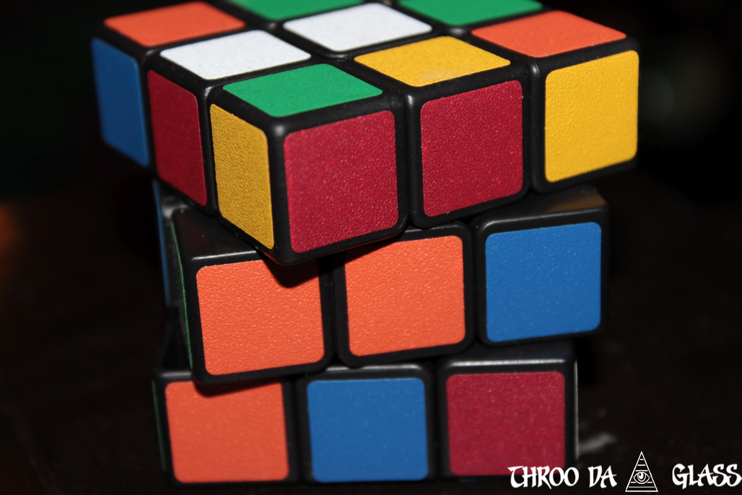 What a Rubiks Cube Taught Me