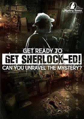 Unlock the Grey Cells and Have Fun – The Mystery Room