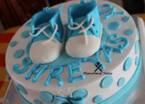 Shoes Cake by Magic Oven