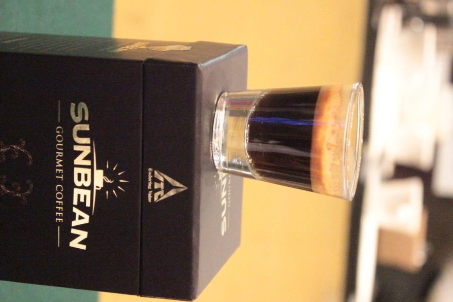 Listen to your nose – Gourmet Coffee from Sunbean